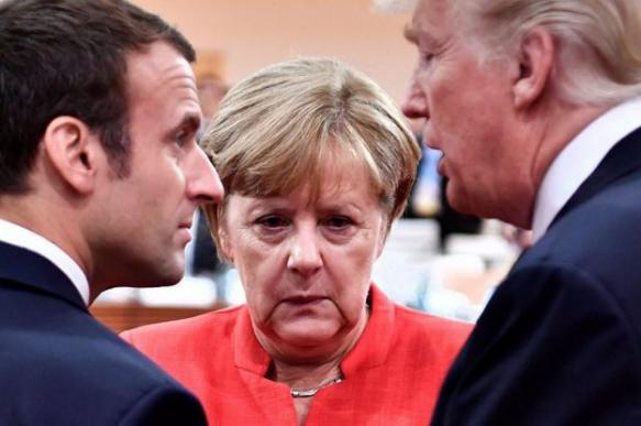 Европейцы уже готовы делить американское наследство