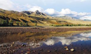 В Центральной Тыве обнаружили следы древнего моря