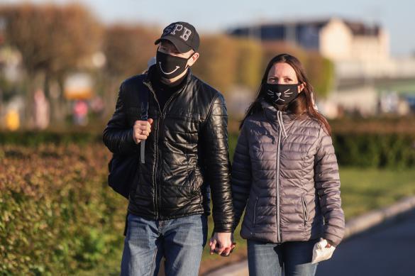 Москва составляет лишь 31% среди новых коронавирусных больных