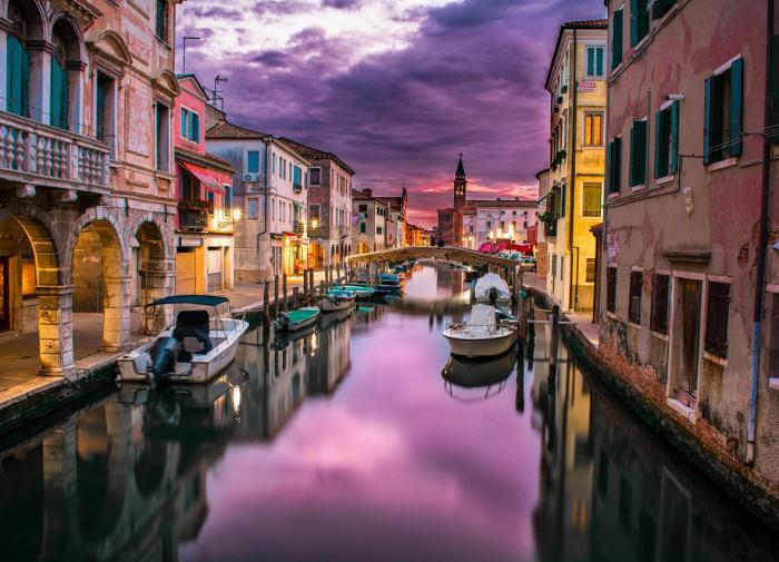 """Эксперт: """"Венеция страдает от наплыва туристов"""""""