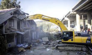 Застройщики в Сочи сносят дома, чтобы сохранить право на землю