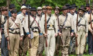 Черные солдаты в армии США во время гражданской войны