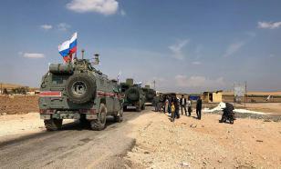 Российские военные пообщались с жителями Сирии