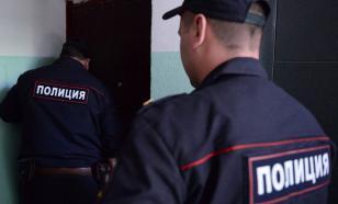 Полиция накрыла сходку криминальных авторитетов в Москве
