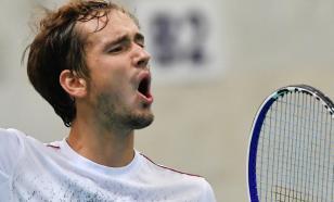 Медведев включён в рейтинг богатейших теннисистов мира