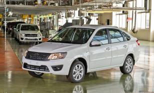 На четверть упало производство автомобилей в России
