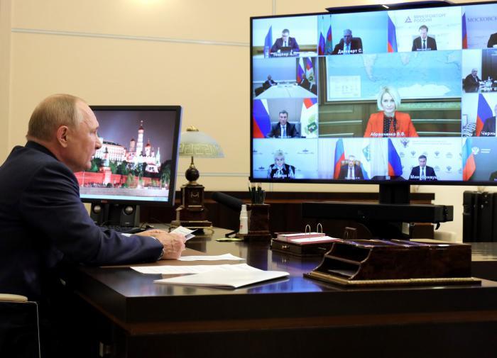Путин объявил войну зависимости России от импорта продуктов