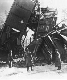 """""""Рельсовая война"""" - как рушили железные дороги в войну"""