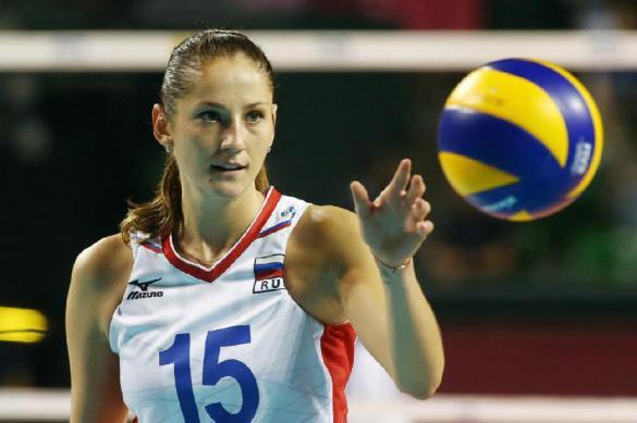 Волейболистка Кошелева вернулась в чемпионат России