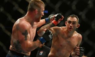 UFC назвал гонорары Фергюсона, Гэтжи и Олейника