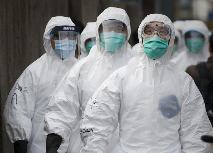 Военный эксперт: SARS-CoV-2 создали в США, но обвинили Китай