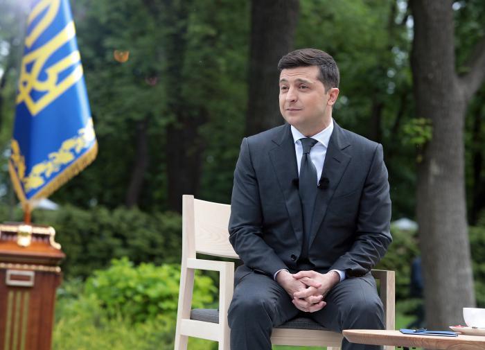Жовто-блакитный над ГД: Зеленский оценил слова Путина о едином народе