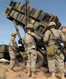 США убирают комплексы ПВО с Ближнего Востока из-за России и Китая