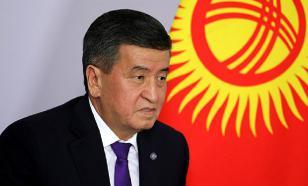 РФ принимает участие в строительстве магистрали через Киргизию