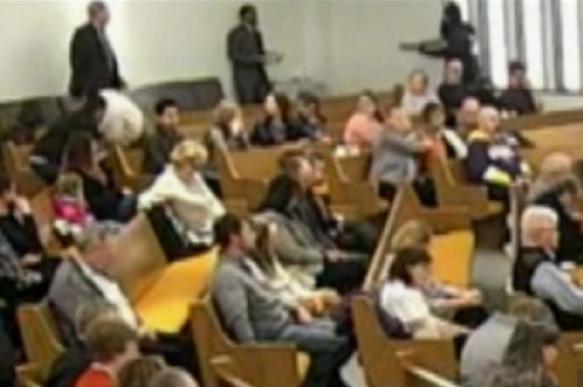 Трое погибли в перестрелке в церкви в Техасе