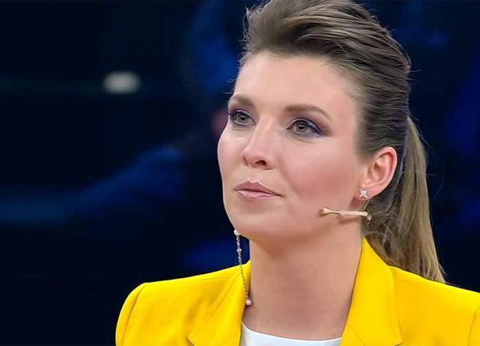 Скабеева осудила людей, посмотревших слитое видео сеёучастием