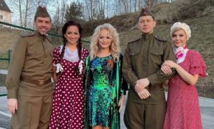 Лариса Долина выступила во Всеволожске на концерте ко Дню Победы