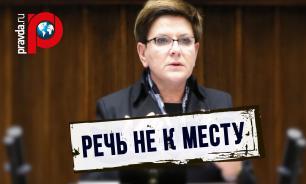 Польского премьера раскритиковали за речь о мигрантах в Освенциме