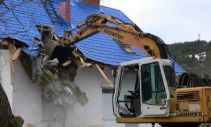 Сносить дачные постройки будут только в случае нарушения прав соседей