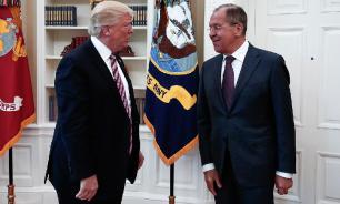 Лавров прилетел в Вашингтон, где может встретиться с Трампом и Помпео