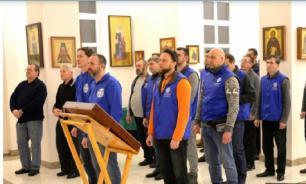 Мужчины на Урале помолились против закона о домашнем насилии