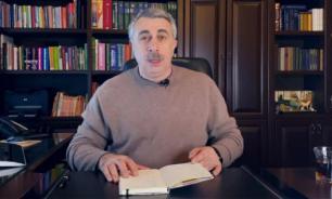 Доктор Комаровский заявил, что Украину убивают ее же граждане