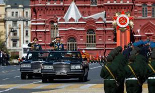 Украину не приглашали принять участие в параде Победы в Москве