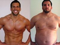 Фитнес-тренер располнел на 30 кг, чтобы лучше понимать клиентов.