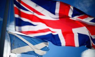 Шотландия готова отделиться от Британии силой