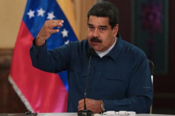 Мадуро заявил о пресечении попытки госпереворота