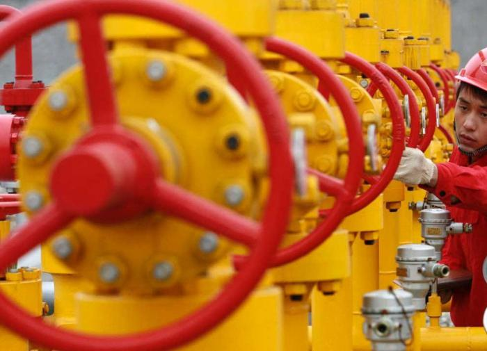 Китай нашел огромное месторождение природного газа