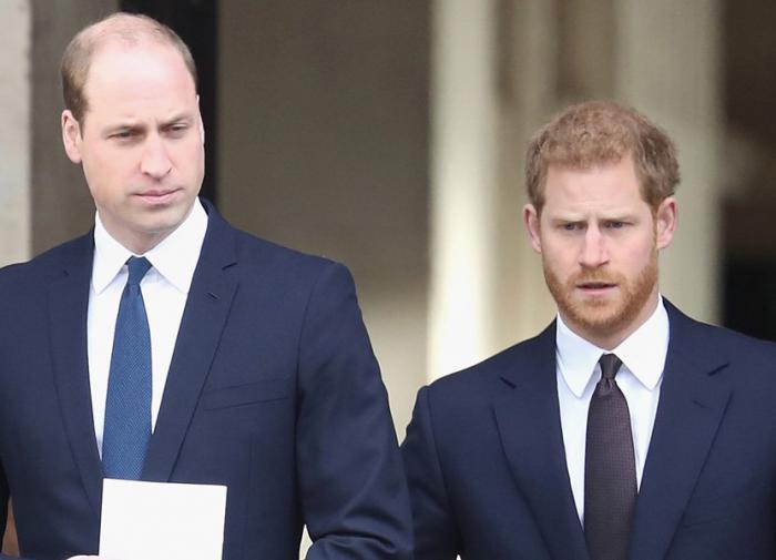 Гарри и Уильям отказались выступать вместе на открытии памятника матери