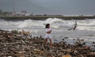 Япония готовится снова принять удар сильного тайфуна
