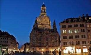 Дрезден: классический и современный