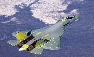 Су-57 по многим показателям превосходит F-22 и F-35