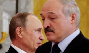 Лукашенко расплакался на параде Победы в Москве