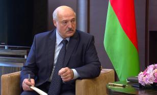 Лукашенко снова понесло, на запад