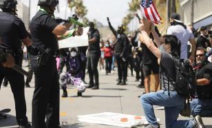 В Лос-Анджелесе полиция застрелила афроамериканца