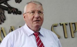 Воислав Шешель. Теперь он будет сражаться в Гааге