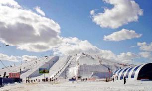 Землю от прокладки метро до Троицка используют для строительства горнолыжных склонов