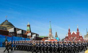 В Москве завершился военный парад, посвященный 75-летию Победы