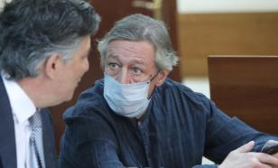 Ефремов отрицает свою вину в совершённой аварии
