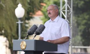 Лукашенко: европейскиими санкциями нас пугать не надо