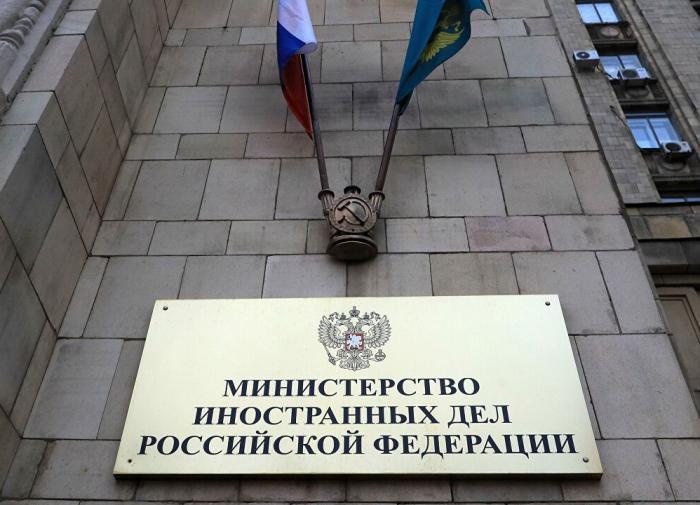 Россия выслала семь дипломатов Литвы, Латвии, Эстонии и Словакии