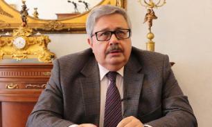 """Российскому послу в Турции угрожают """"небоскребами из черепов"""""""