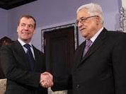 Палестинцы назвали улицу именем Медведева