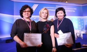 Ольга Тимофеева: На медиафоруме обсудим, как противостоять информационной войне против России