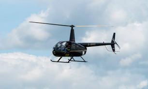 Как спасали экипаж вертолета в Русской Арктике