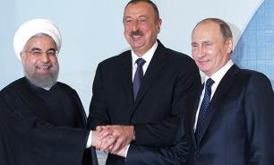 Новый газовый картель: Россия, Иран, Азербайджан