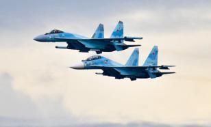 Истребитель Су-35 впервые запустил новейшую ракету Р-37М